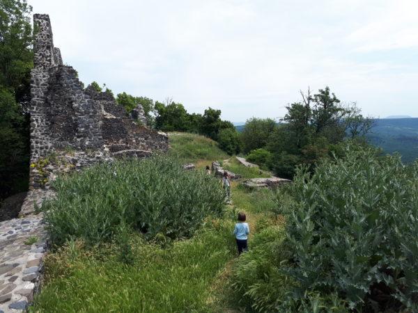 Családi túrák – Tátika-vár (Balaton-felvidék)