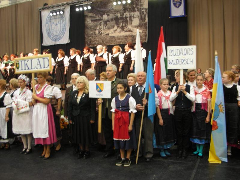 Diósdiak a német nemzetiségi gálán