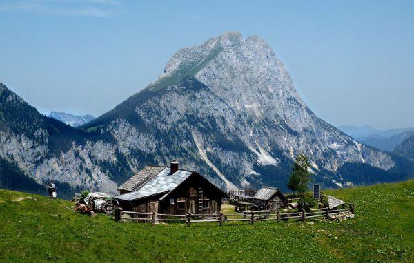 Túra a stájer Matterhornra