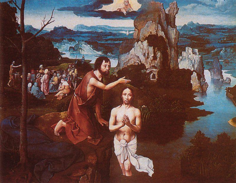 Mai nap – Keresztelő Szent János születése