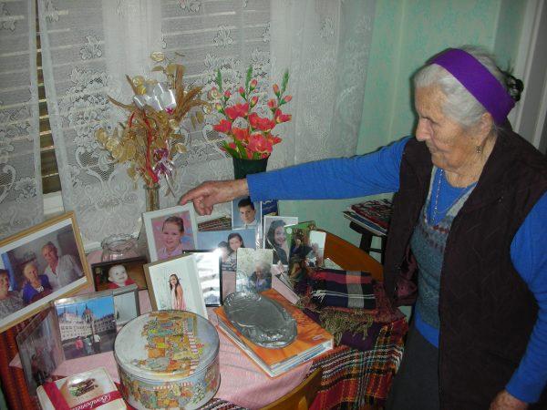 Isten éltesse a 100 éves Tera mamát!