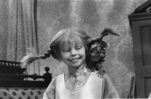 Harisnyás Pippi könyvajánló