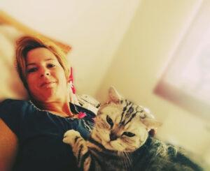 A macskám és én