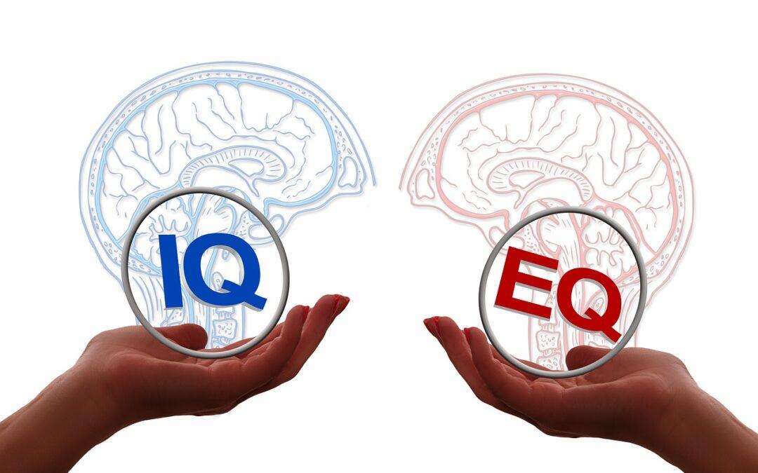 EQ és IQ, a két testvér