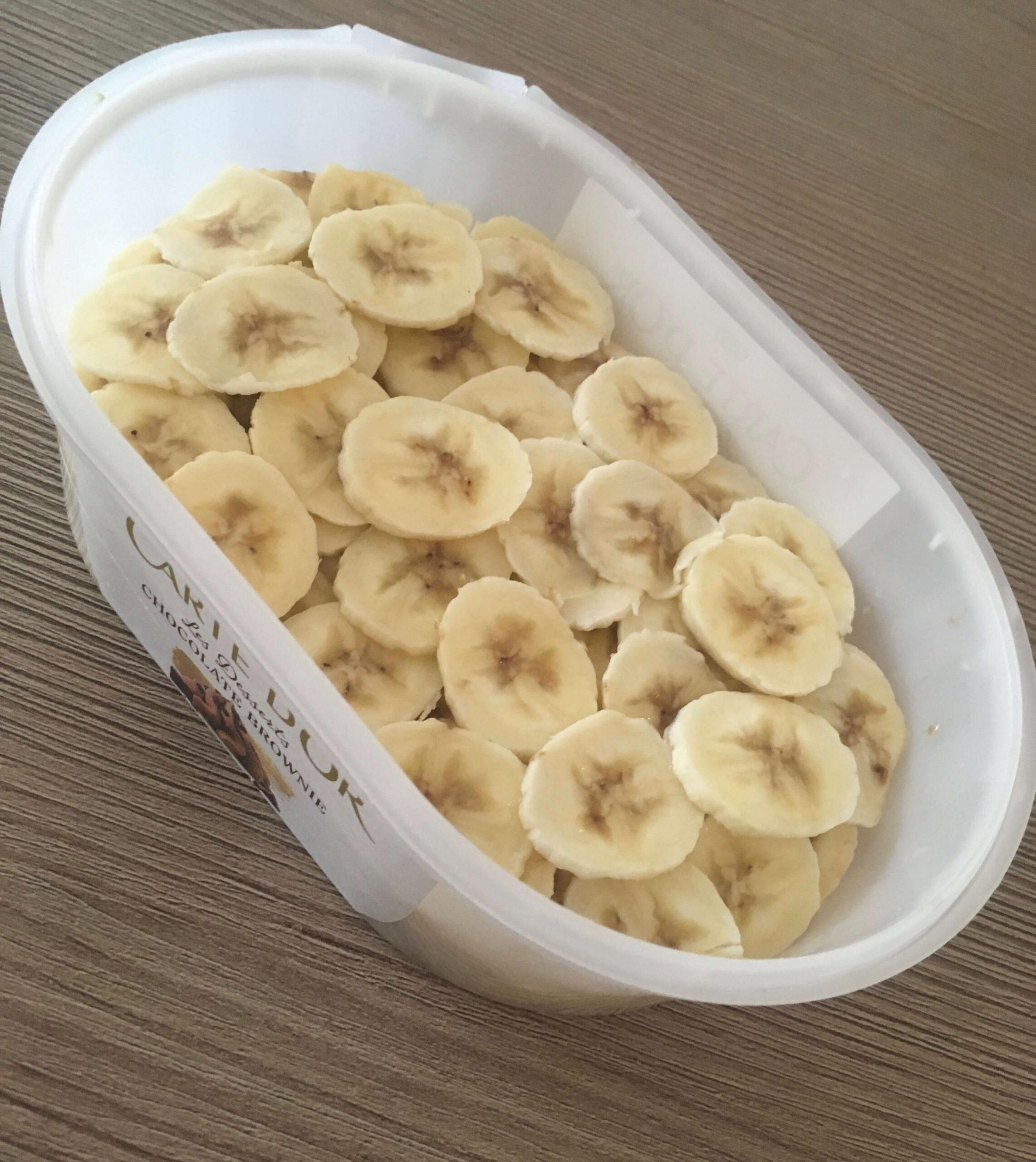 Banánfagyi