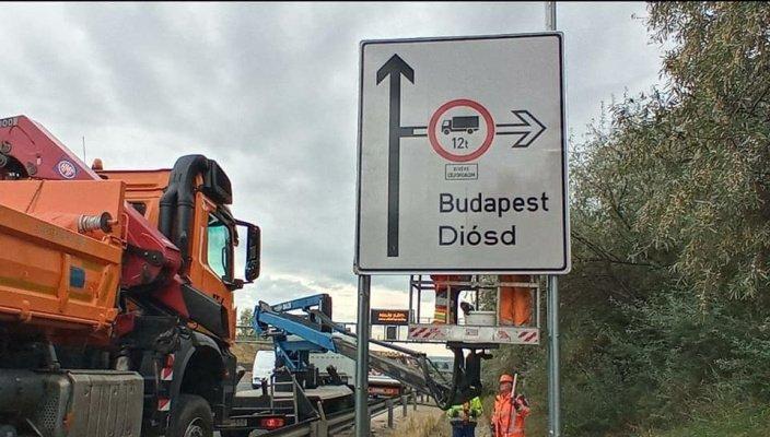 Stop a kamionoknak! – Korlátozták a nehéz tehergépjárművek forgalmát