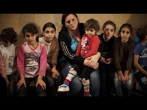"""""""Csak háború ne legyen!"""" – Menekültek egykor és ma a Kaukázus térségében"""