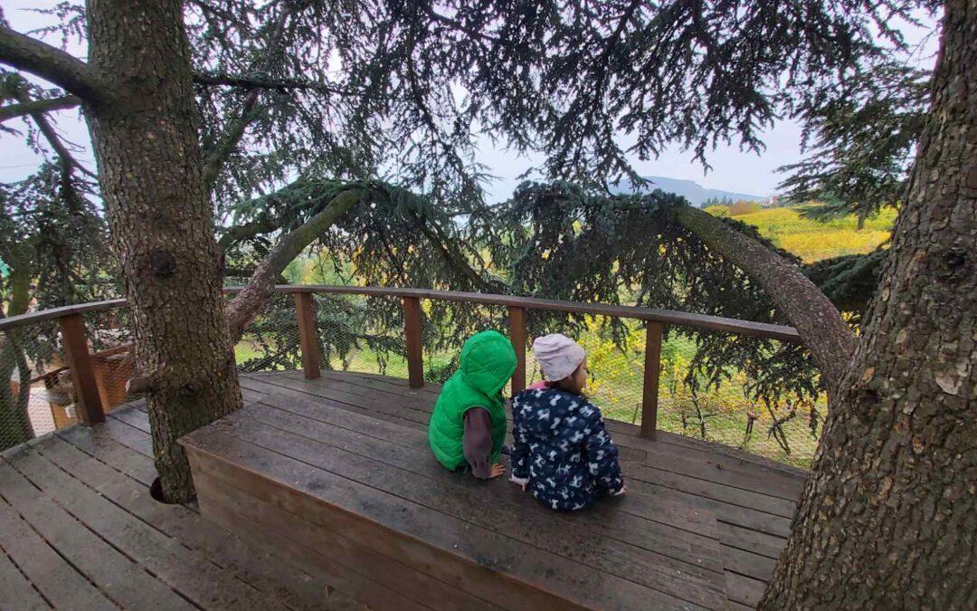 Arborétum és gyerekparadicsom a Balatonnál