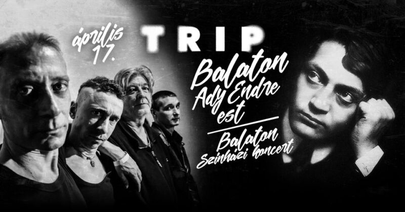 Kapu a vers, a világ belsejébe – A Balaton együttes Ady-estje és színházi koncertje