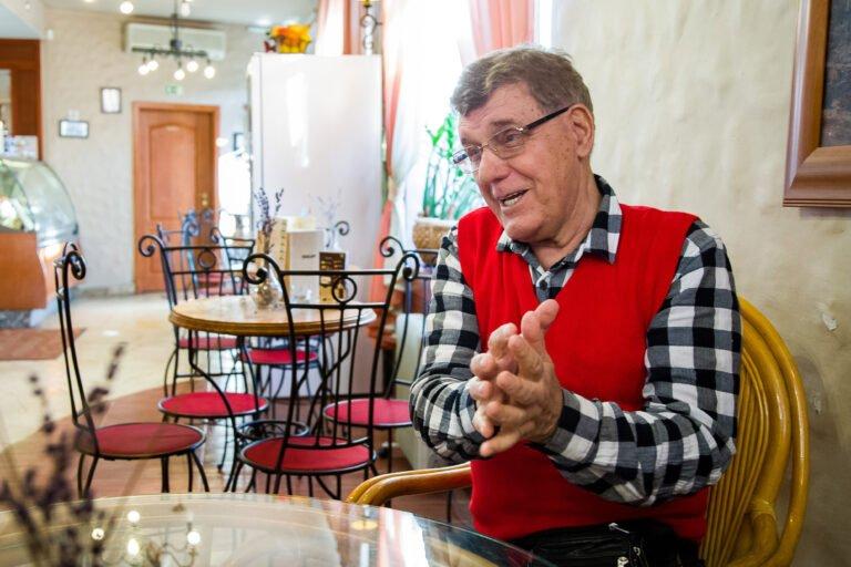 """""""Az égi társulatban folytatom a színházi munkámat"""" – Elment a Budaörsi Játékszín alapítója"""