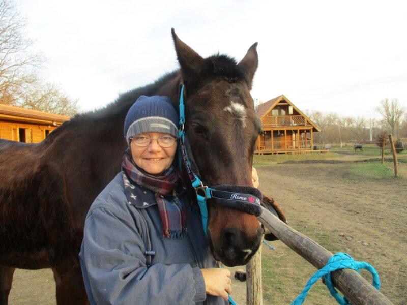 A ló hátán van a földi mennyország – Vallomás a lovakról